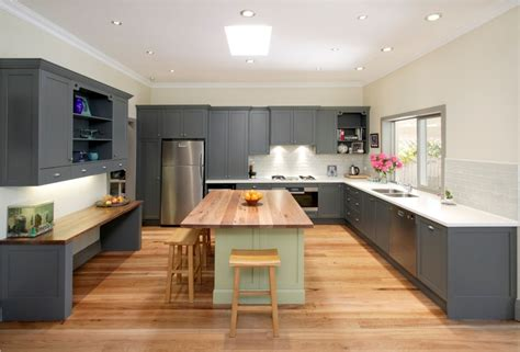 u shaped kitchen with island breathtaking modern u shaped kitchen with island and