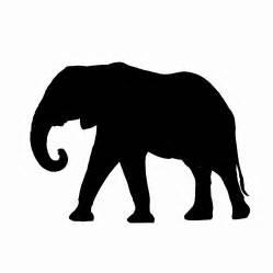 elephant silhouette vector s tea free elephant clip how to make