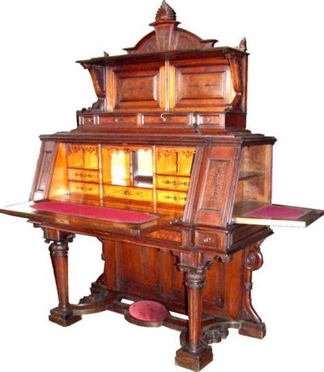 desk with compartment antique desk with compartments secret spaces