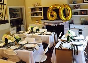 60th birthday dinner ideas 60th birthday ideas for a 60th birthday