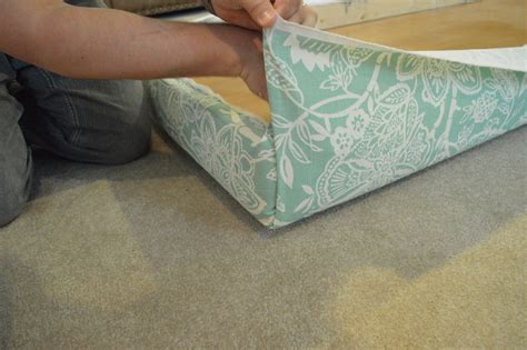 diy corner headboard diy nearly free upholstered headboard using an old