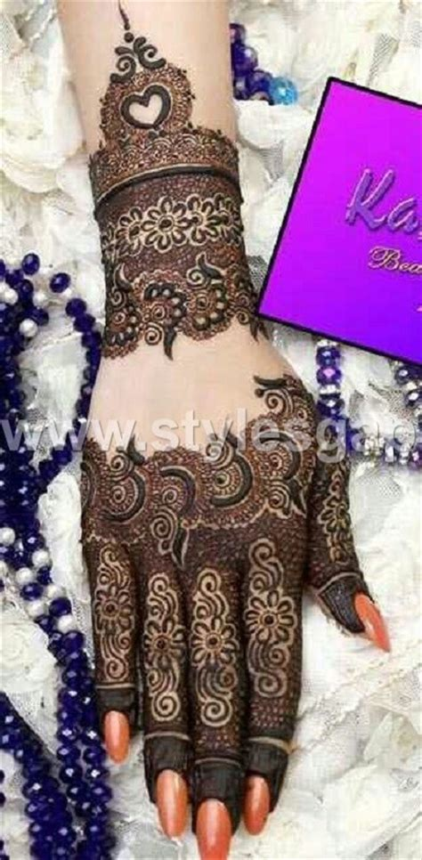 pakistani amp indian eid mehndi designs collection 2018 2019