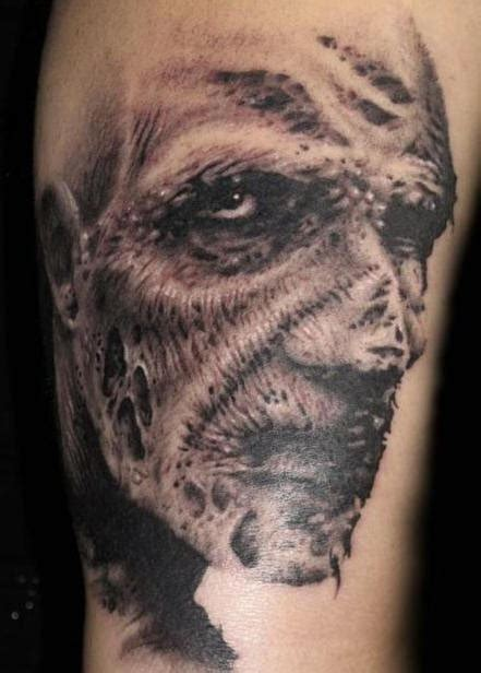 zombie tattoo gallery quality zombie tattoo tattooimages biz