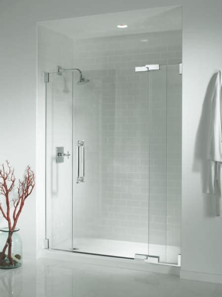 Pros And Cons Of Glass Shower Doors Pros And Cons Of Frameless Shower Doors Angie S List