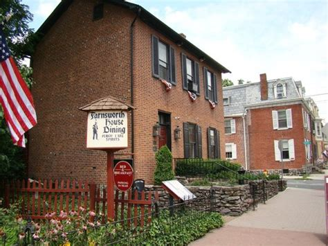 Farnsworth House Inn Picture Of Farnsworth House Inn Gettysburg Tripadvisor