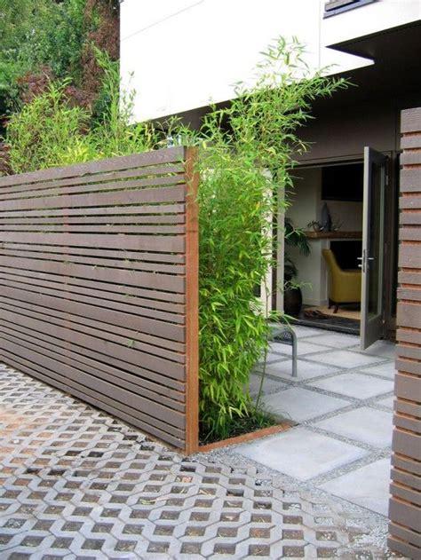 Best Patio Plants by Best 20 Modern Fence Ideas On Pinterest