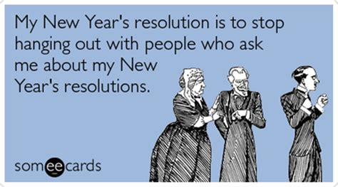 funny  years resolutions  pics