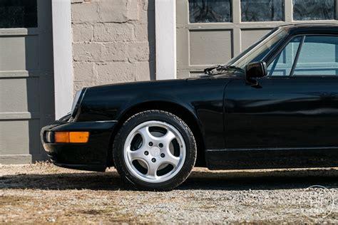 porsche 911 1990 for sale 1990 porsche 911 143 334 black coupe for