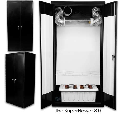 Grow Closet Kit by Grow Cabinet Grow Cabinets Stealth Grow Cabinet Grow Box