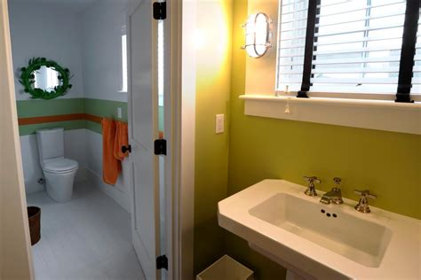 bathrooms green button homes kid s bathroom photos hgtv green home 2010 hgtv green