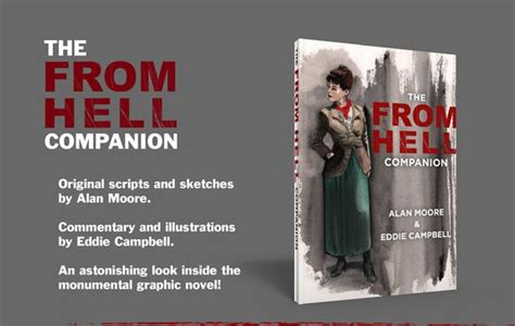 from hell companion the alan moore eddie cbell return to from hell takes on tech
