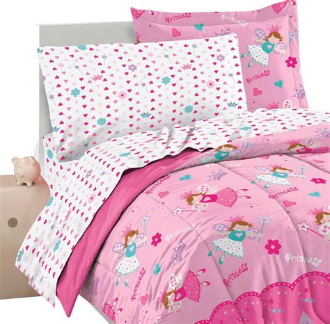 fairy bedding magical princess twin bedding set 5pc fairy castle bed contemporary kids bedding
