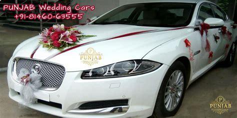 Gallery   Punjab Wedding Cars   best luxury wedding cars