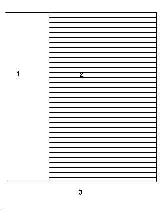 Create Cornell Notes Template In Word Productivity Portfolio Notes Page Template
