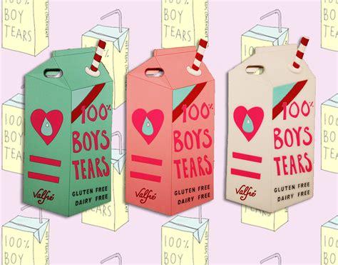 Iphone 7 Soft 3d Silicone Cigarette Bumper Sarung Cover Keren 100 boys tears milk box 3d cell phone iphone 6 plus
