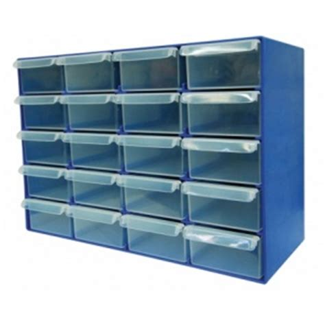 Storage Drawers by Handy Storage 20 Drawer Compartment Organiser Bunnings
