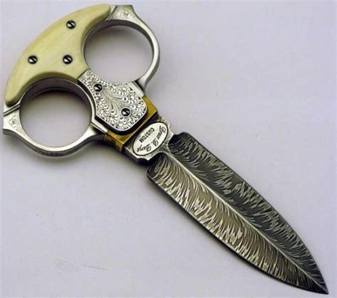 push knife a deadly collection of push daggers 30 pics