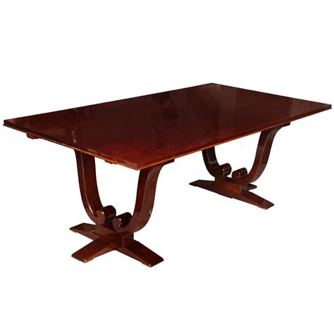 Artistic Dining Room Tables Deco Dining Table At 1stdibs