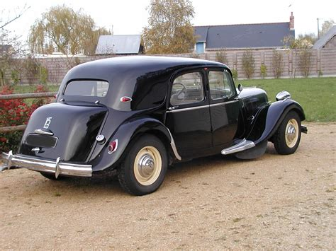 Citroen Traction by Location Citro 203 N Traction 15 6 H De 1954 Pour Mariage