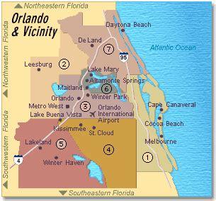 orlando florida county map counties surrounding orange county florida orlando