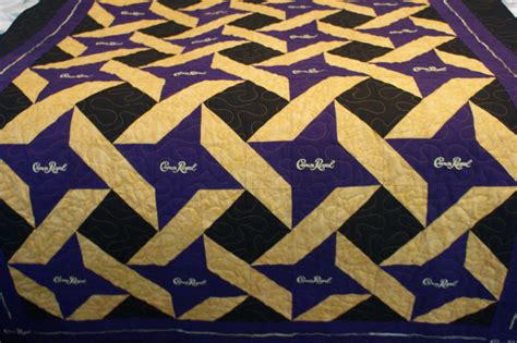 crown royal comforter crown royal quilt custom made to order crown by