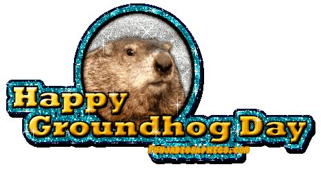 it s like groundhog day meaning an early is on the way according to groundhog