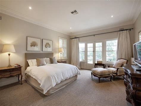 real bedrooms beige bedroom design idea from a real australian home