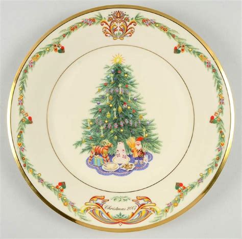 lenox christmas tree around the world plate france 1992 ebay