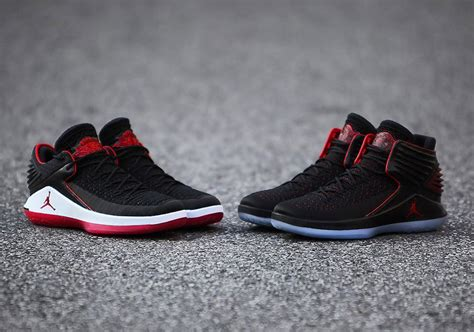 Sepatu Airjordan 32 High Mj Day air 32 banned high and low mj day release info sneakernews
