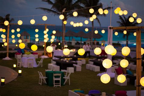themed party lights my dream my wedding
