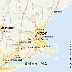 best places to live in acton massachusetts