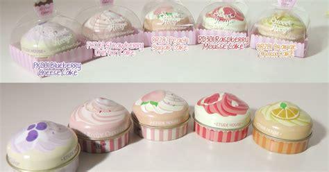 Etude House Sweet Recipe Cupcake All Color ada no review sweet recipe cupcake all color