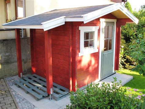 Gartenhaus Mit Holzlager by Gartenhaus M 05 183 Gsp Blockhaus