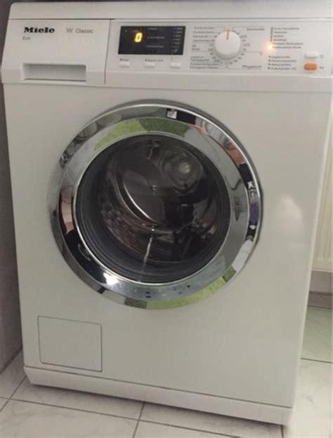 neue waschmaschine kaufen fast neue miele waschmaschine a mit 7kg f 252 llmenge in