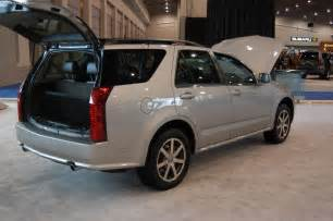 04 Cadillac Srx Auction Results And Data For 2004 Cadillac Srx Leake
