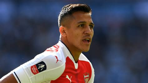 alexis sanchez history arsenal transfer news the latest live player rumours