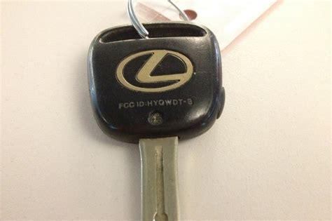 diy key fob battery 1996 lexus es 300 term road test