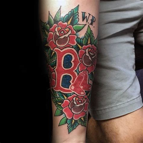 red sox tattoos designs 60 boston sox tattoos for baseball ink ideas
