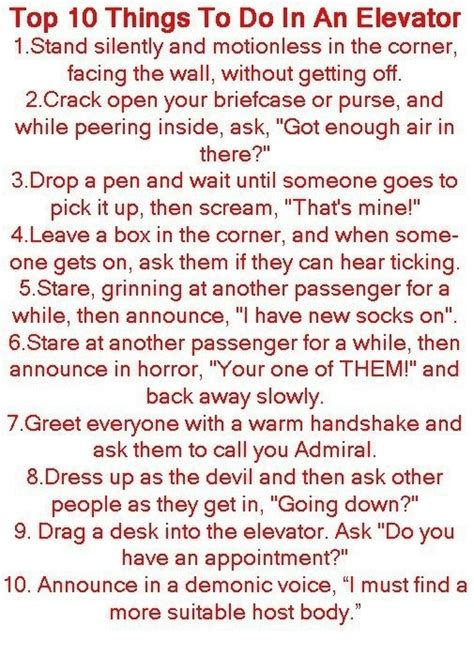 top 10 insane things that happen in obsessed funny quotes about elevators quotesgram