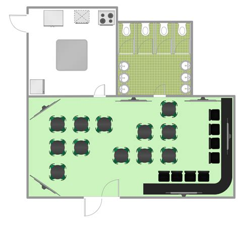 bar and restaurant floor plan how to design a restaurant floor plan cafe and