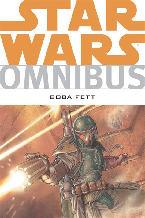 fighter omnibus fighting in the shadows books wars omnibus boba fett profile comics