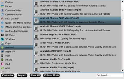 converter format video android easily convert blu ray movies to playable format on