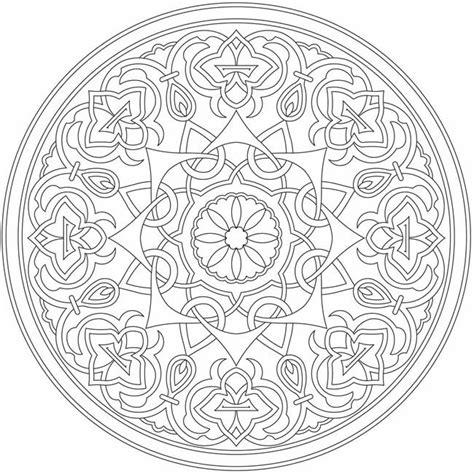 mandala coloring book dubai the 25 best arabic design ideas on arabic