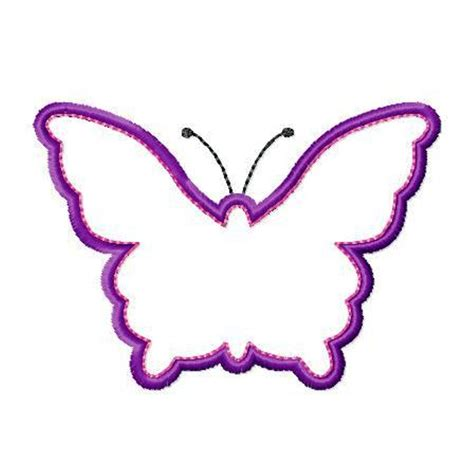 butterfly simple easy embroidery designs butterfly makaroka