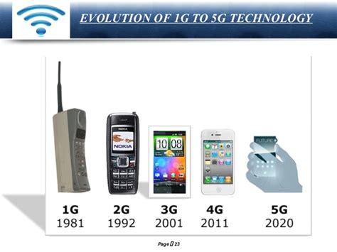 gggggcellular wireless technologies