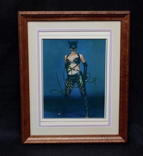 celebrity autographs coa autographs celebrity vintage halle berry quot catwoman