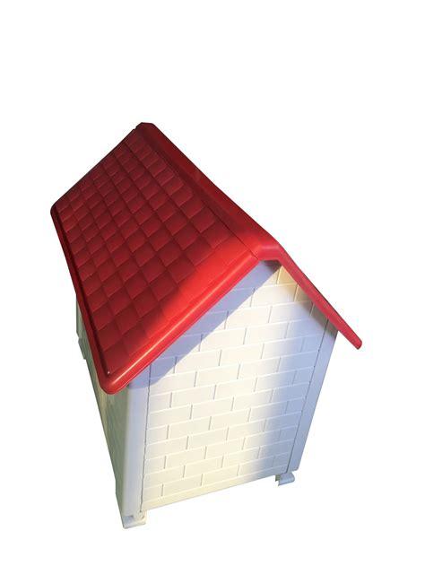waterproof house large waterproof outdoor indoor plastic pet puppy house home shelter kennel