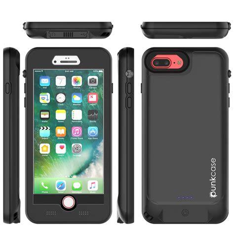 punkjuice iphone   external battery case black