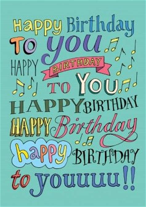 Happy Birthday To U Wishes 99 Best Images About Happy Birthday On Pinterest