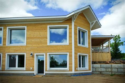 efficient home new brunswick s most energy efficient home the naugler